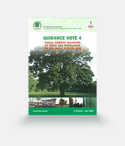 Guidance Note 4: Visual Amenity Valuation of Trees and Woodlands (The Helliwell System)