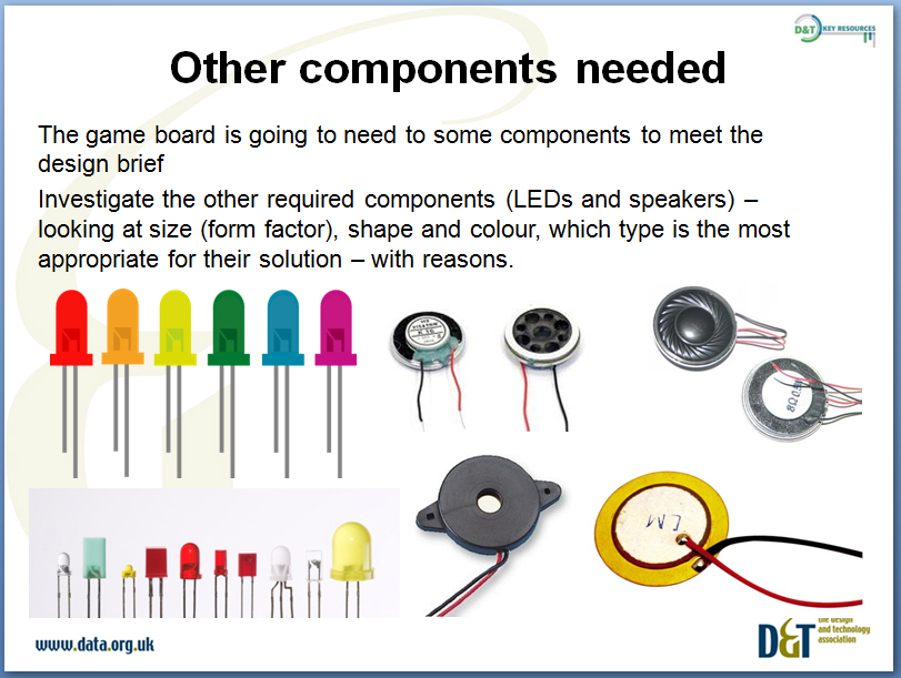 Systems And Control Mid KS Y Design And Make Smart Board Game - Game design brief