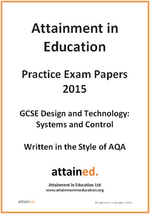 systems and control gcse coursework