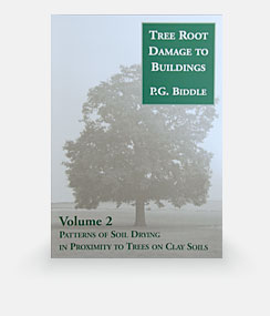 Tree Root Damage To Buildings Vol 2 patterns of Soil Drying in Proximity to Trees on Clay Soils