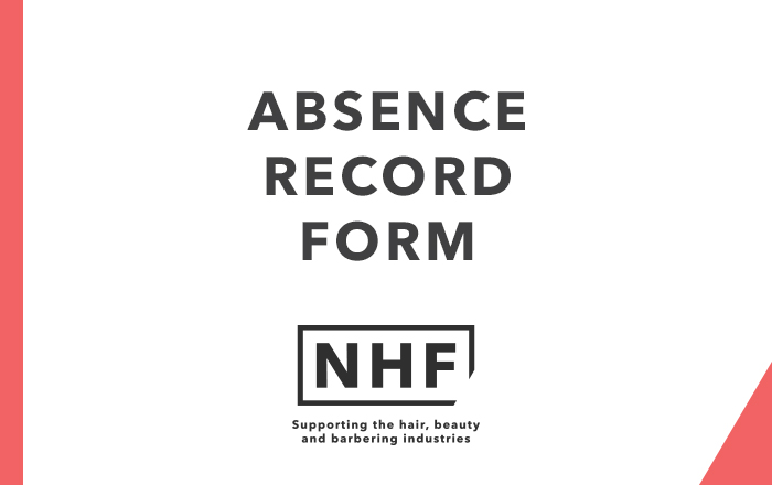 Absence Record