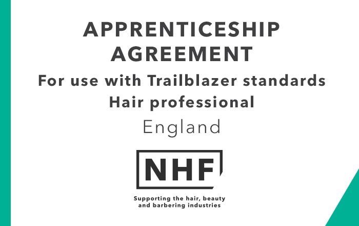 Apprenticeship Agreements Trailblazer - Hair Professional (England)
