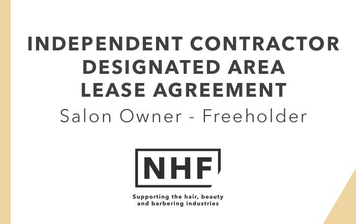 ICA Designated Area Freeholder NHF