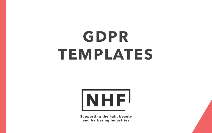 Gdpr Templates Toolkit Nhf