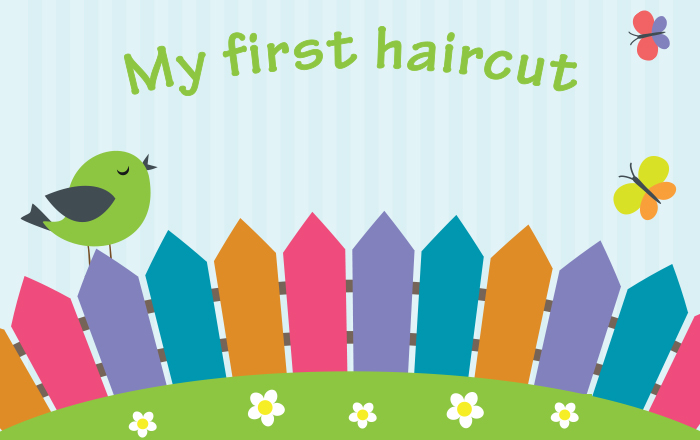 First Hair Cut Certificate - NHF