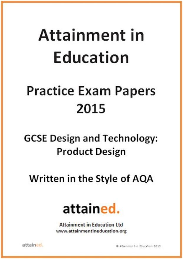 Essays on product design